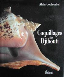 Illustration : couverture du livre 'Coquillages de Djibouti'.