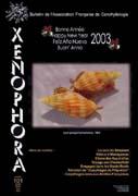 Couverture du Xenophora n°101.