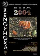 Couverture du Xenophora n°105.