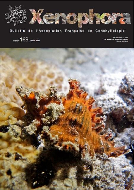 Couverture du Xenophora n°169.