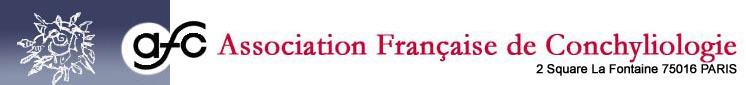 AFC - Association Française de Conchyliologie
